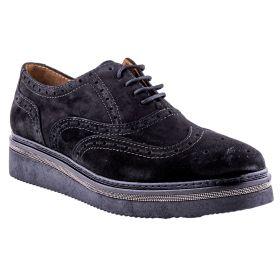 Zapato Mujer Alpe 31191105 (Negro, 38)