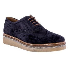 Zapato Mujer Alpe 31191128 (Azul-01, 38)