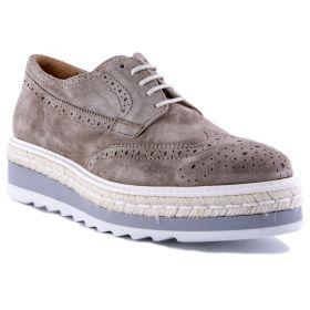 Zapato Mujer Alpe 32831138 (Marron, 36 )