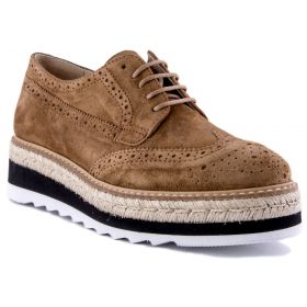 Zapato Mujer Alpe 32831167 (Beige, 38)