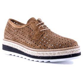 Zapato Mujer Alpe 32851167 (Beige, 38)