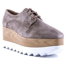 Zapato Mujer Alpe 32971138 (Marron, 39)