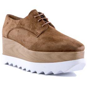 Zapato Mujer Alpe 32971167 (Beige, 40)