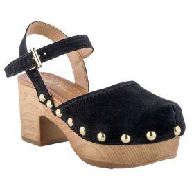 Zapato Mujer Alpe 36461105 (Negro, 36)