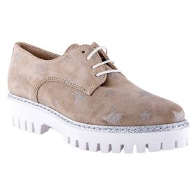 Zapato Mujer Alpe 36201165 (Beige-01, 38)