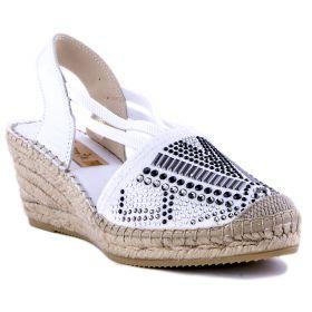 Zapato Mujer Vidorreta 05546 (Blanco, 40)