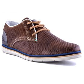 Zapato Hombre Bullboxer 731K23939CSU10 (Marron, 45 )
