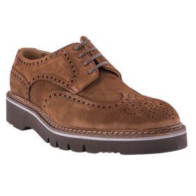 Zapato Hombre Calce 43249 (Marron-01, 40)