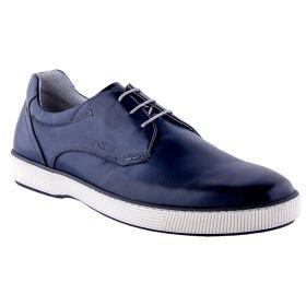 Zapato Hombre Nero Giardini 00262U (Azul-01, 40)