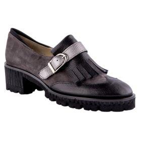 Zapato Mujer Brunate 40186 (Marron-01, 38)