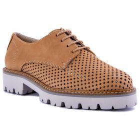 Zapato Mujer Visset 40591 (Marron, 36 )