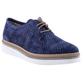 Zapato Mujer Alpe 35611128 (Azul-01, 38)