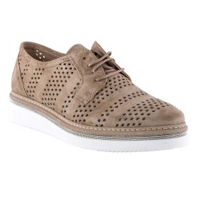 Zapato Mujer Alpe 35611167 (Beige-01, 36)