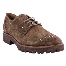Zapato Mujer Alpe 33801119 (Marron-01, 35)