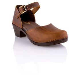 Zapato Mujer Glove 7733-NABUK (Marron, 36 )