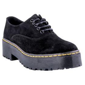 Zapato Mujer Alpe 34721105 (Negro, 40)