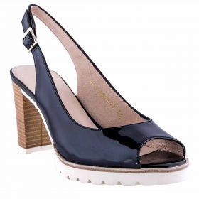 Zapato Mujer Visset 40929 (Negro, 36)