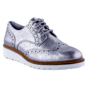Zapato Mujer Timberland A1PKJ (Plata, 37)