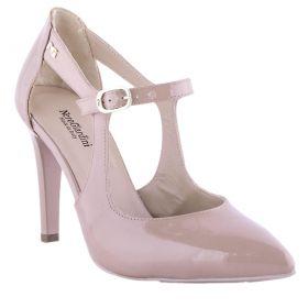 Zapato salón Mujer Nero Giardini 05496DE (Beige-01, 36)