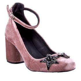 Zapato de salón Mujer Filshoes 60158 (Rosa, 37)