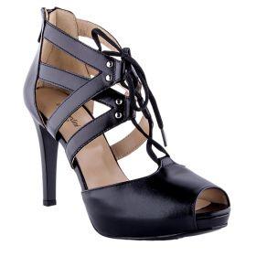 Zapato Salón Mujer Nero Giardini 05430DE (Negro, 35)