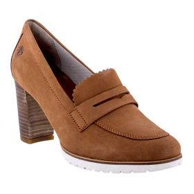 Zapato Salón Mujer Timberland A1T25 (Marron-01, 37)