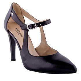 Zapato Salón Mujer Nero Giardini 05491DE (Negro, 37)
