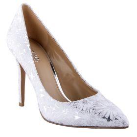 Zapato Salón Mujer Michael by Michael Kors 40S8CLHP1W (Plata, 37)