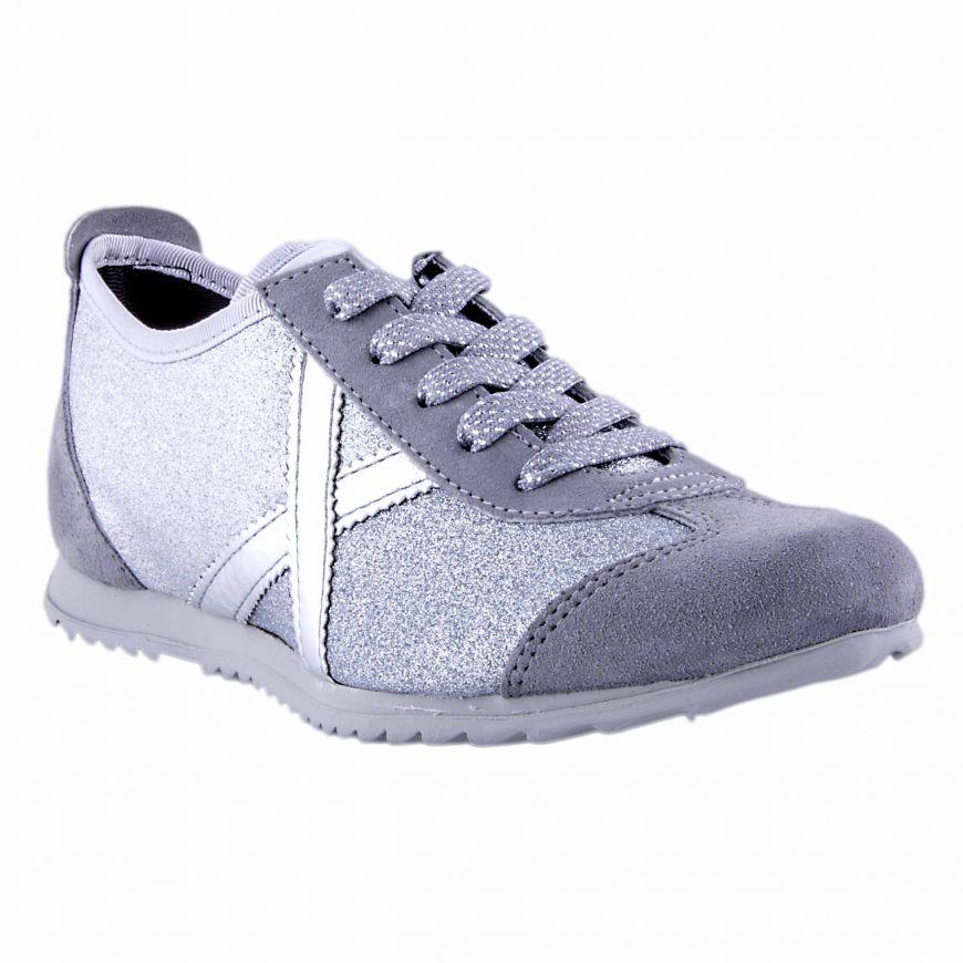 Zapatillas Osaka 357 01 Munich 36 Mujer gris Pxrpxw