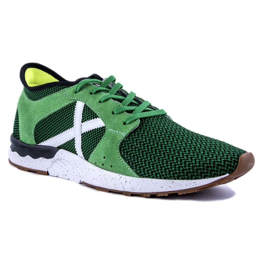 01 42 verde 8090018 Zapatillas Hombre Munich Fwq1Tn68