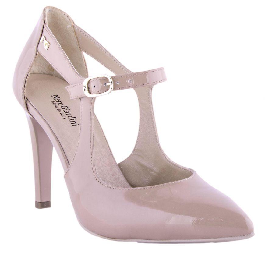 01 Mujer Nero 05496de Zapato 36 Salón Giardini beige KvYKqPBw