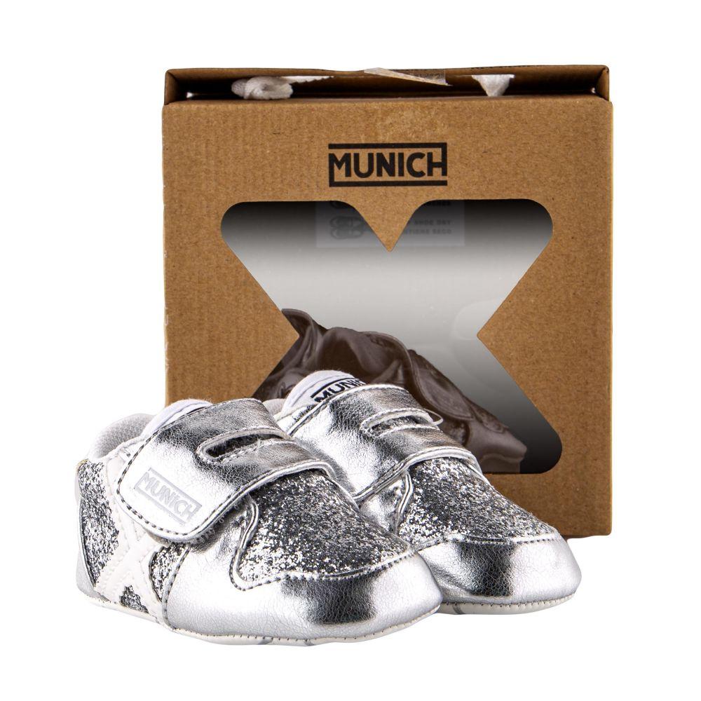 Zapatillas Niña Munich 8240025