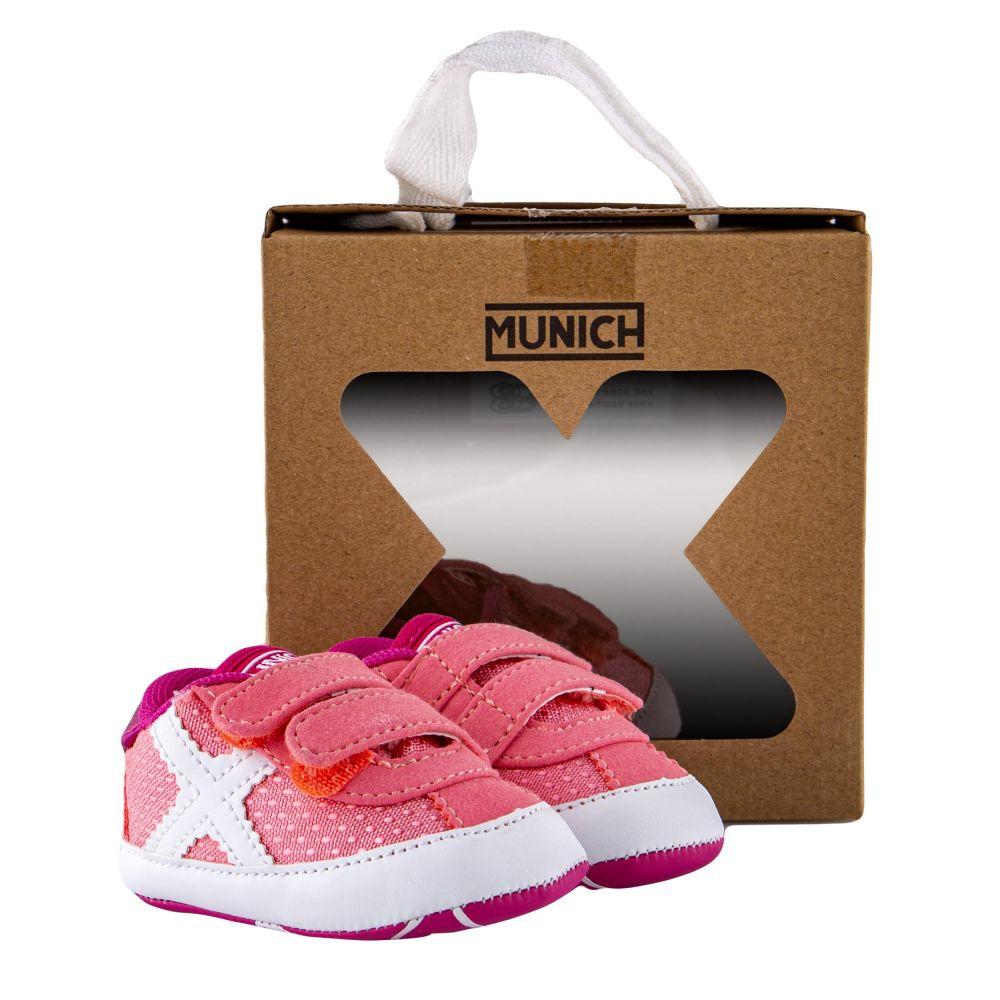 Zapatillas Niña Munich 8245012