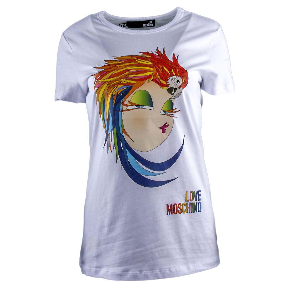 Camisetas Moschino Mujer Para Love Boutique Alex 7r7pPqxw6
