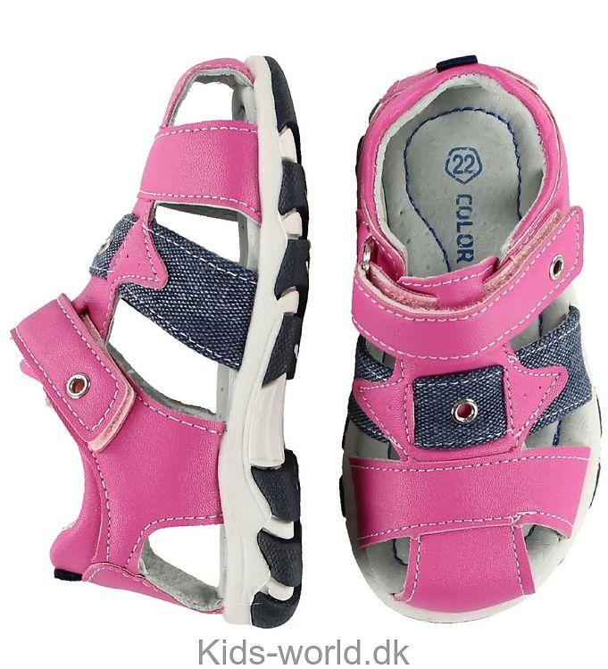 Color Kids Sandaler - Bitsy Mini - Pink