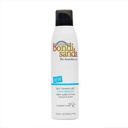 Self Tanning Mist - Selvbruner - 250 ml - Medium