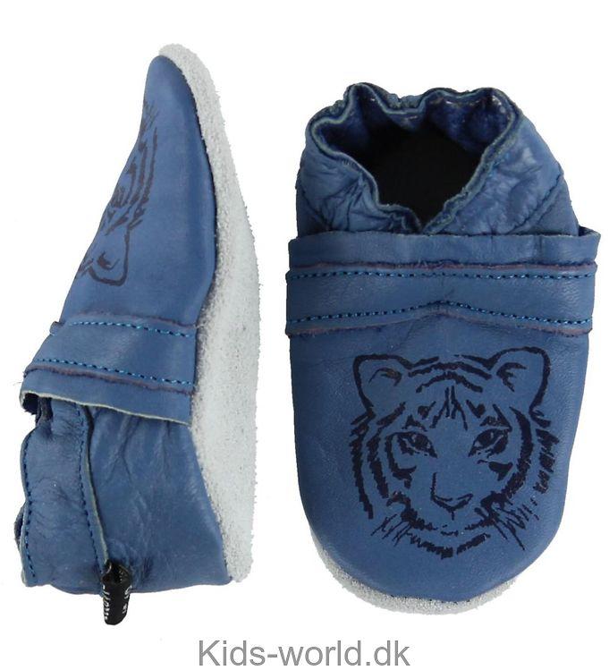 Celavi Skindfutter - Blå m. Tiger