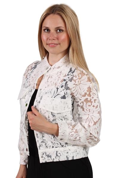 Moves by Minimum - Jakke - Rolla jacket - White