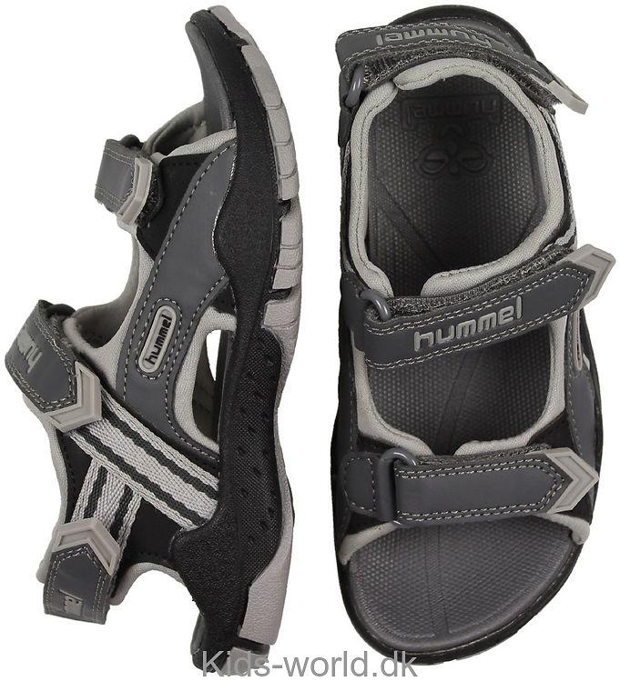 Hummel Sandaler - Sandal Trekking Jr - Sort