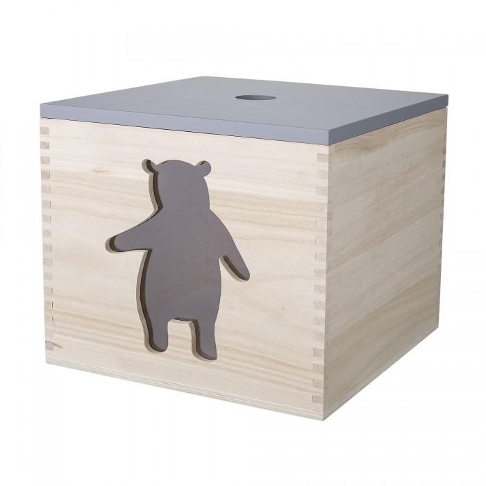 Bloomingville opbevarings boks (grå)