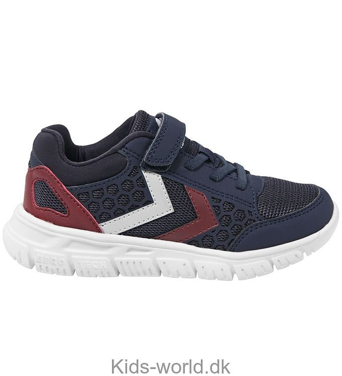Hummel Sko - Crosslite Jr - Navy