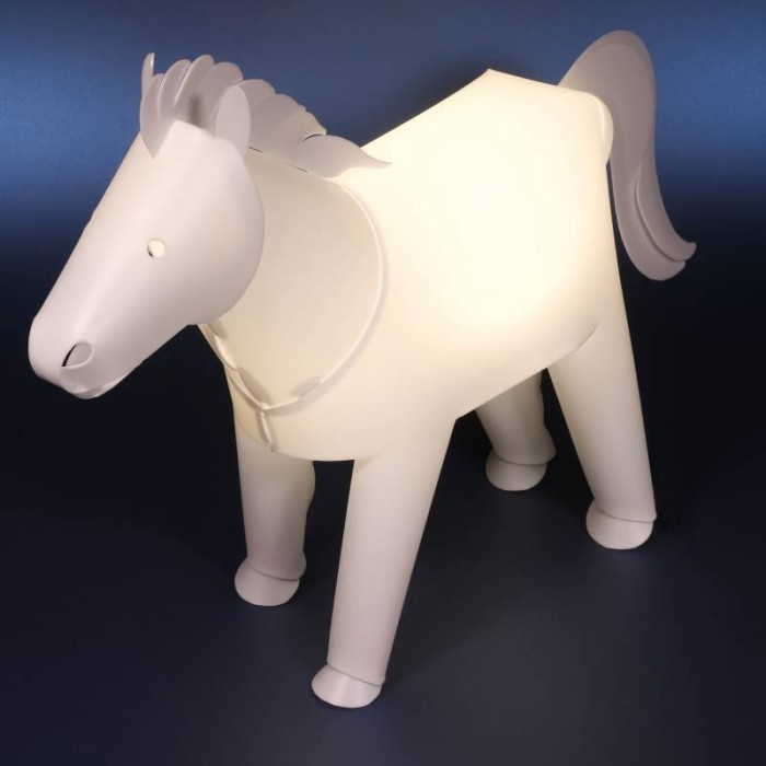 Zoolight bordlampe (hest)