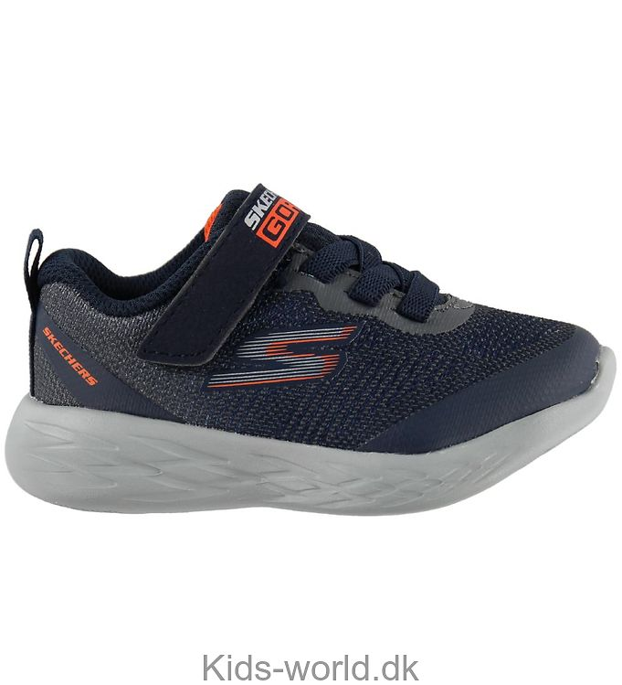 Skechers Sko - Boys Go Run 600 - Navy
