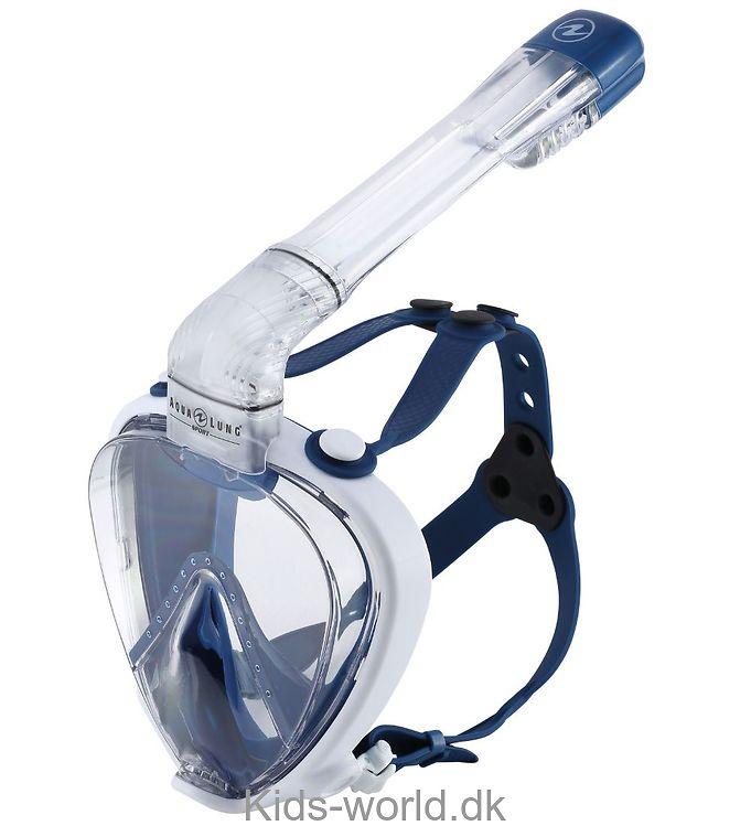 Aqua Lung Snorkelsæt - Smart Adult - Hvid/Blå