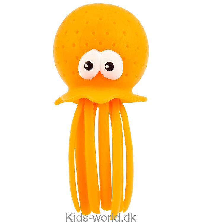 SunnyLife Badelegetøj - Orange Blæksprutte