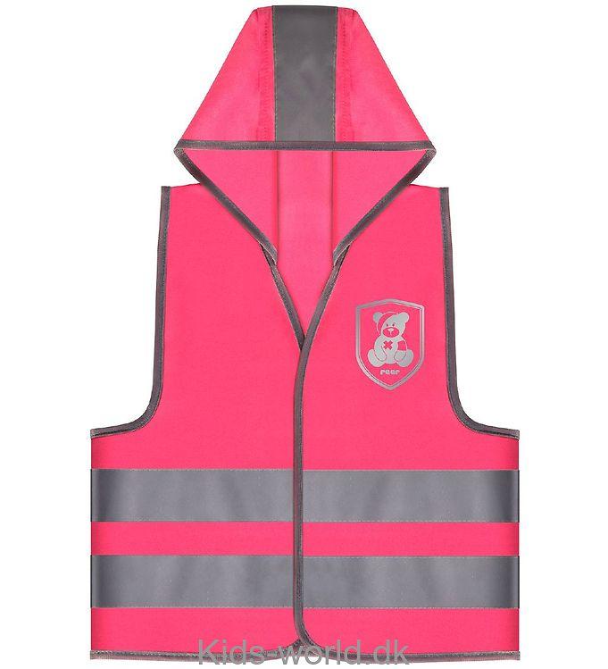 Reer Sikkerhedsvest - Pink