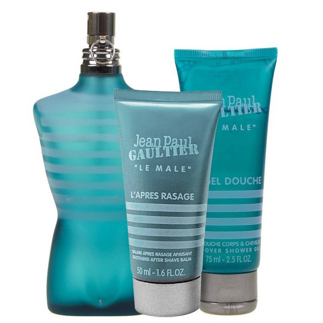 Le Male 125 ml Edt - After Shave - Shower Gel