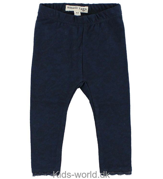 Small Rags Leggings - Navy
