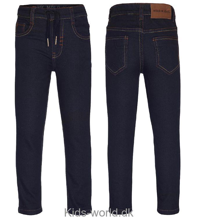 Molo Jeans - Augustin - Mørk Denim