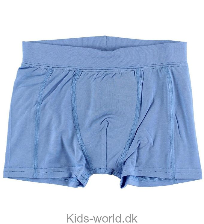 Hust and Claire Boxershorts - Bambus - Lyseblå